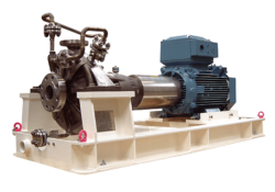 OH2 petrochemical process pump - A Series