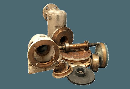 Girdlestone spare parts