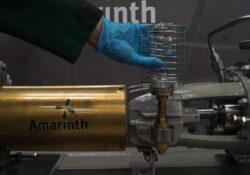 Oil lubrication horizontal pumps