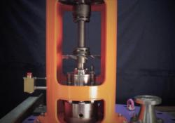 How to set the impeller clearances on an API 610 VS4 vertical sump pump