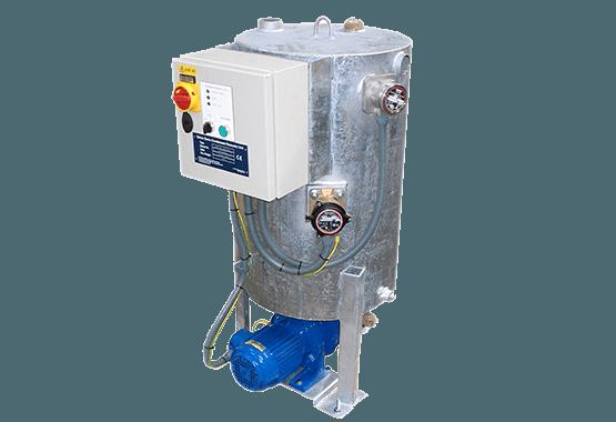 spirax sarco M unit condensate recovery unit