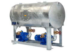 High Volume Condensate Recovery Units – Series III