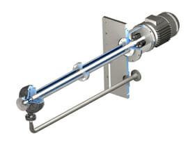 TN280-T-Series-ISO-5199-industrial-vertical-sump-pump-isometric-drawing-rectangular-plate-RevA